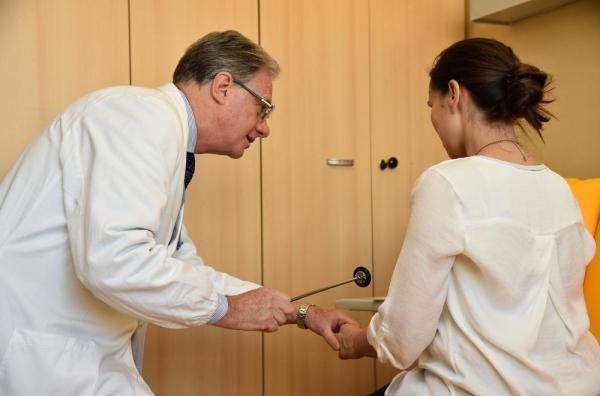 Centro di riferimento per la ricerca e la cura della sclerosi multipla e la dispensazione di farmaci immunomodulanti