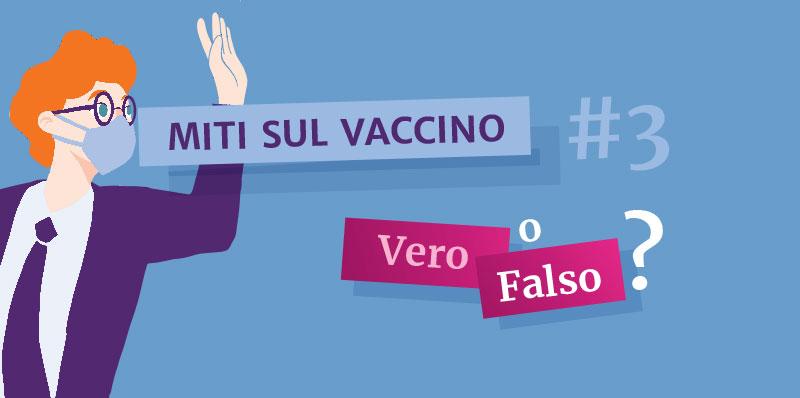 Falso mito sui vaccini